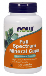 NOW Full Spectrum Mineral (120 кап)
