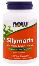NOW Silymarin 150 мг (120 кап)